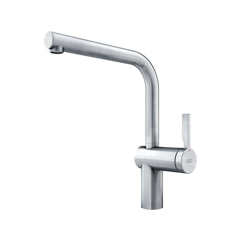 Franke Frames Side Lever Stainless Steel Mixer Tap | 115.0370.581