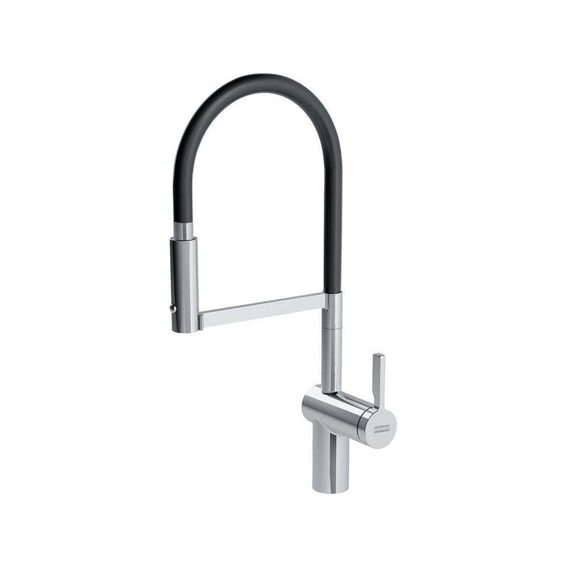 Franke Frames Semi-Professional Mixer Tap, Chrome | 115.0370.601