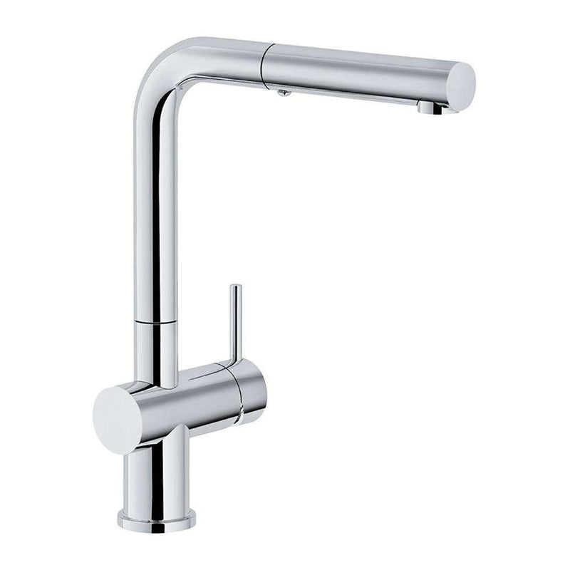 Franke Active Plus Mixer Tap with Pull-Out Spray, Chrome | 115.0426.189