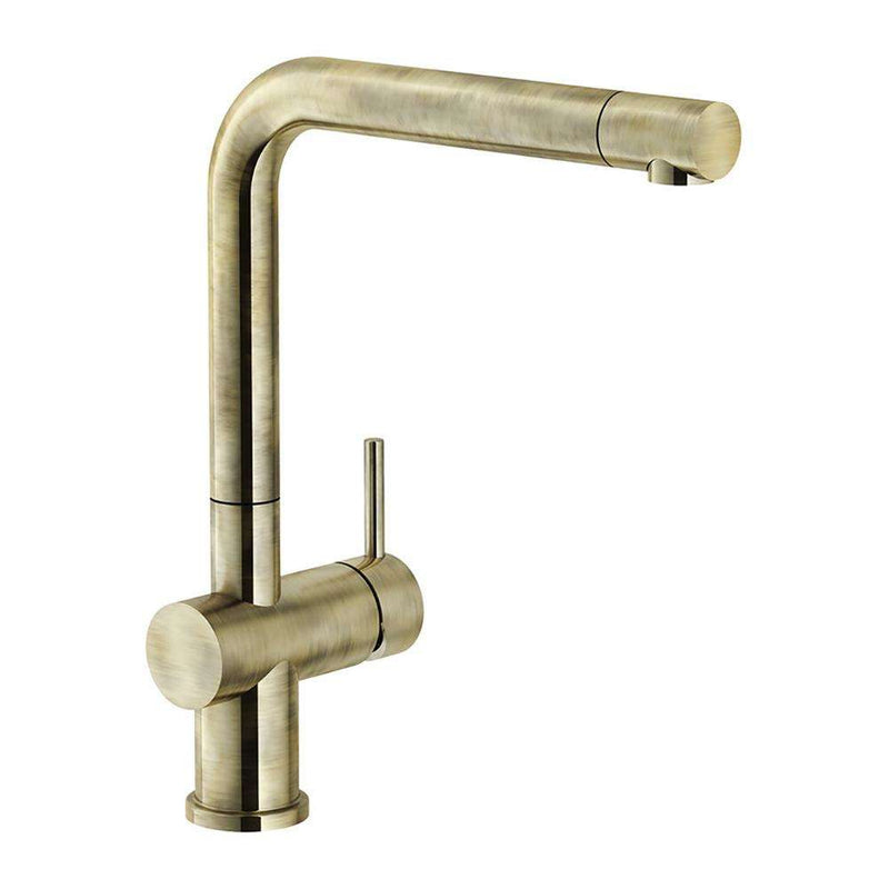 Franke Active Plus Mixer Tap, Brass | 115.0524.926