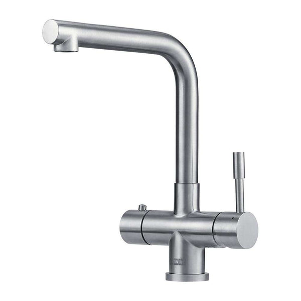 Franke Minerva Mondial 3-in-1 Stainless Steel Kettle Tap | 119.0474.417