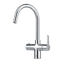 Franke Minerva Original 3-in-1 Kettle Tap, Chrome | 119.0474.419