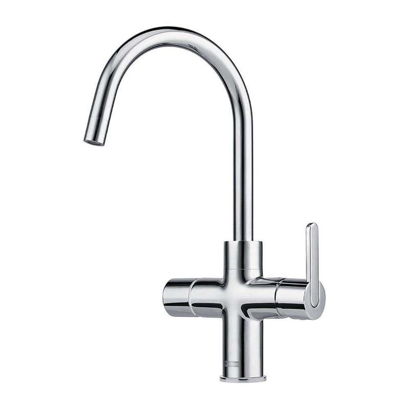 Franke Minerva 4-in-1 Electronic Single Lever Mixer Tap, Chrome | 119.0475.867