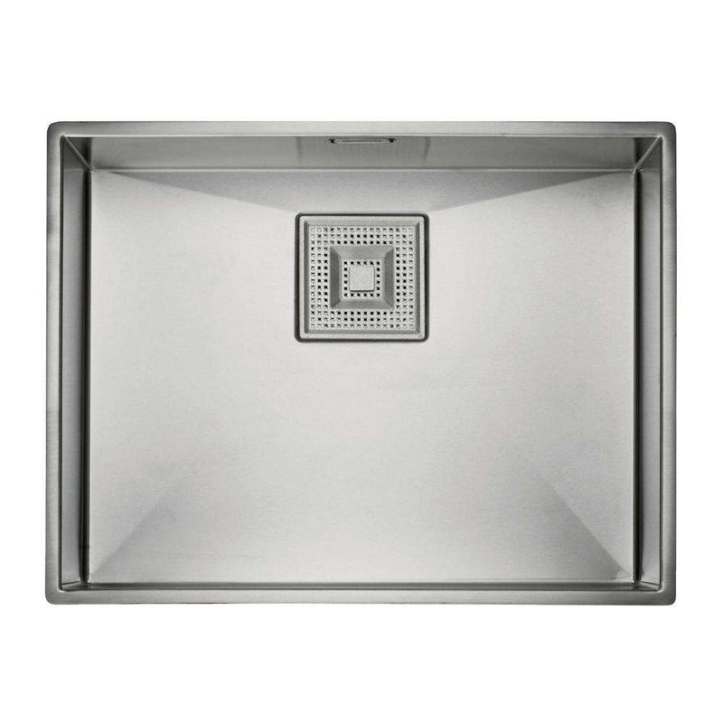 Franke Peak PKX 110 55 Stainless Steel 1.0 Bowl Undermount Sink | 122.0155.599
