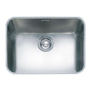 Franke Largo LAX 110 50 Stainless Steel 1.0 Bowl Undermount Sink | 122.0181.453