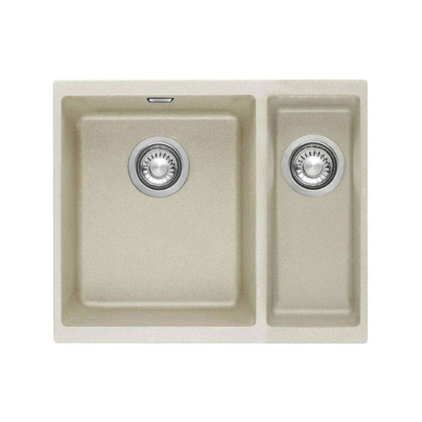 Franke Sirius SID 160 Right Handed Small Bowl Tectonite 1.5 Bowl Undermount Sink, Coffee | 125.0252.221