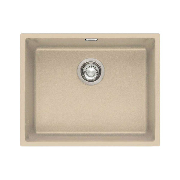 Franke Sirius SID 110-50 Tectonite 1.0 Bowl Undermount Sink, Coffee | 125.0252.226