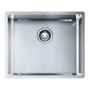 Franke Box BXX 110-50 Stainless Steel 1.0 Bowl Undermount Sink | 127.0369.282