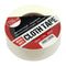 Timco Heavy Duty Cloth Tape - White (50m x 50mm)