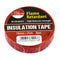 Timco PVC Insulation Tape - Red (25m x 18mm) - 10 Pieces