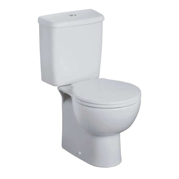 Ideal Standard E311201 Drift Toilet Seat and Cover - Slow Close