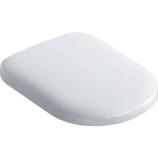 Ideal Standard J493001 Playa Slow-Close Toilet Seat and Cover, White
