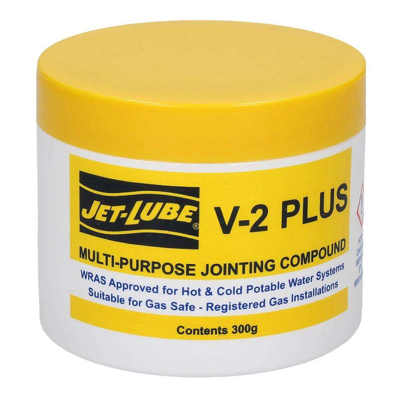 Jet-Lube V-2 Plus Multi-Purpose Jointing Compound (300g)