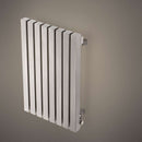 Aeon Kare: Type E Stainless Steel Designer Radiator - KRE1066P | 600mm x 490mm | Polished | MADE TO ORDER