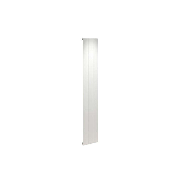 Alulite 1800mm x 280mm Flat Radiator, White