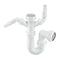 "McAlpine WM14 Sink Trap with Swivel Nozzle (1 1/2"")"