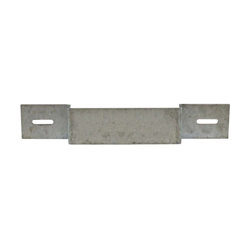 Timco Panel Security Bracket Galv (233x40mm)