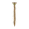 Timco Solo Woodscrew CSK - YZP (TUB) - 4.0 x 40 - 1,000 Pieces