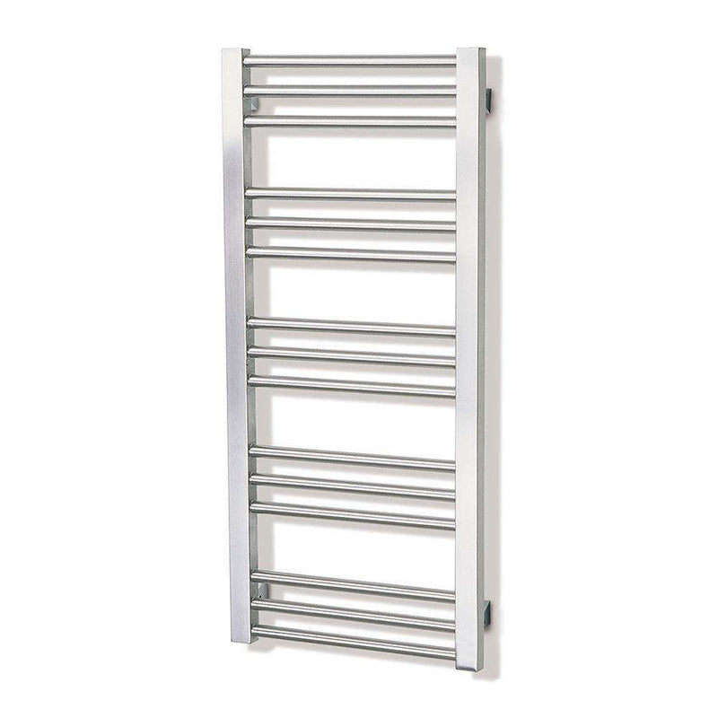 Aeon Zenith Stainless Steel Designer Towel Rail - ZEN155P | 1500mm x 480mm | Polished | MADE TO ORDER