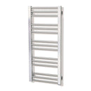Aeon Zenith Stainless Steel Designer Towel Rail - ZEN65P | 560mm x 480mm | Polished | MADE TO ORDER