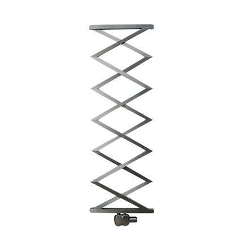 Aeon Zigzag Stainless Steel Designer Towel Rail - ZK155P | 1500mm x 500mm | Polished | MADE TO ORDER