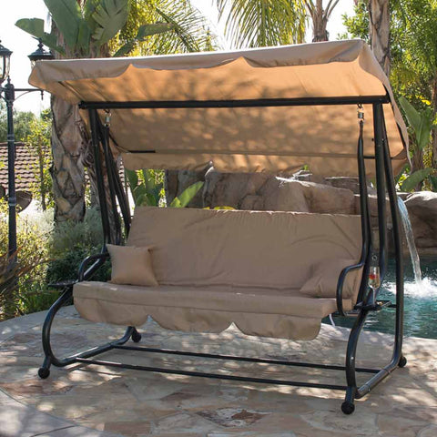 Swing Chair With Bed