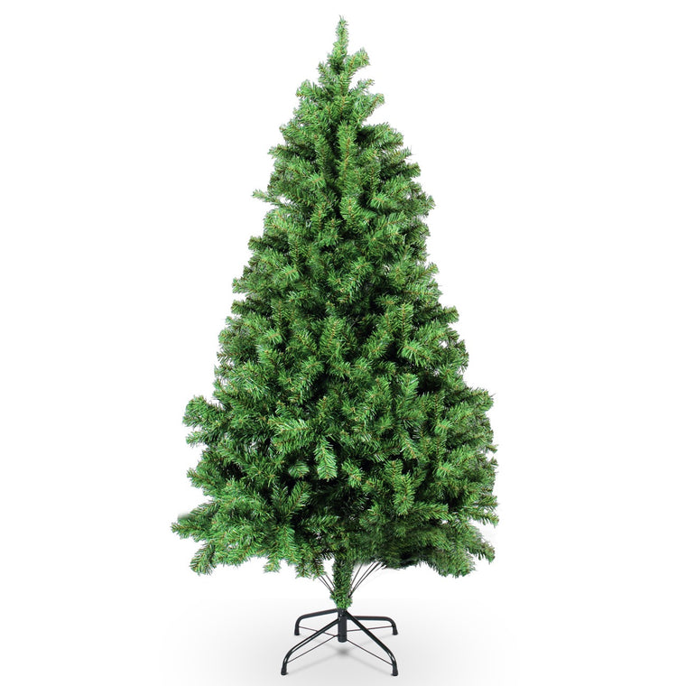 6FT Premium Artificial Christmas Tree Unlit
