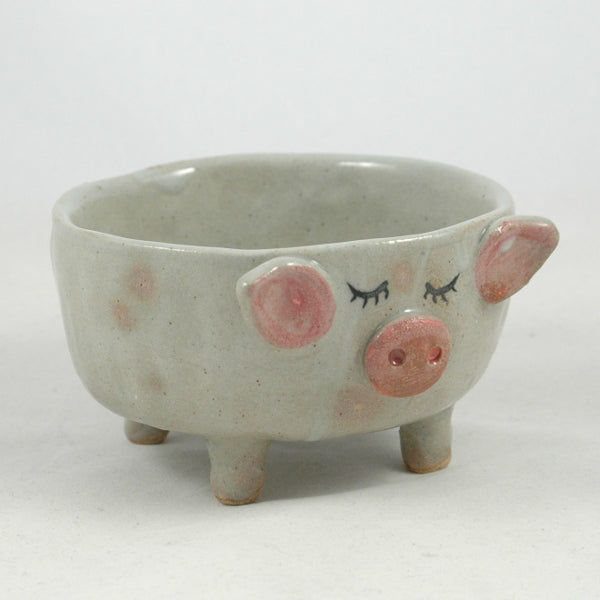 Ceramic Animal Pot