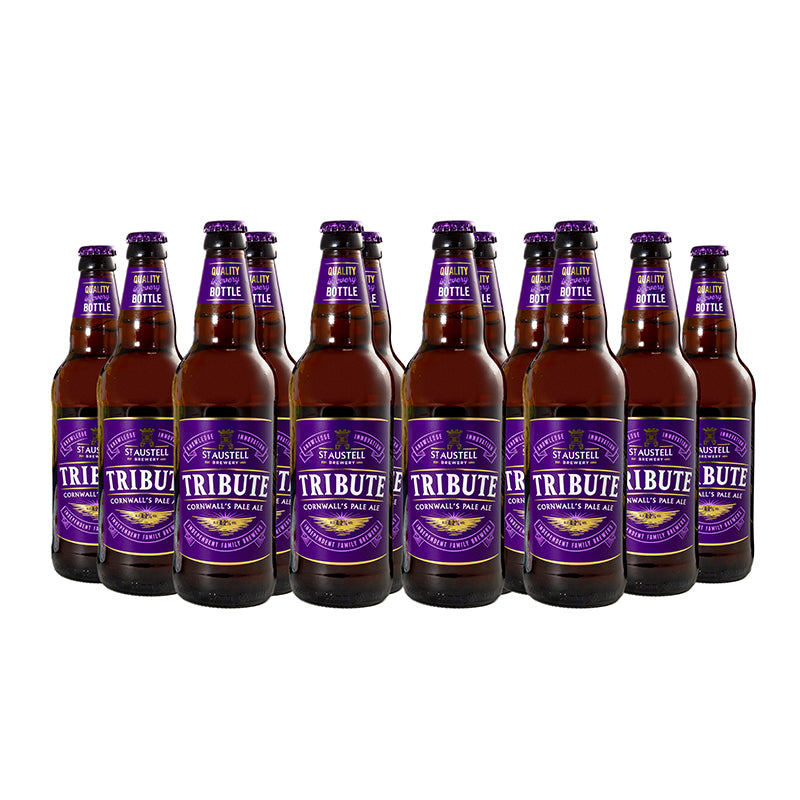 Tribute Ale 12 x 500ml