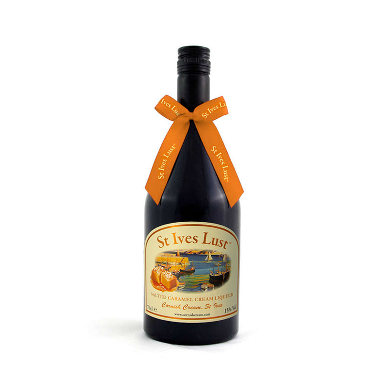 St Ives Lust - Salted Caramel Cream Liqueur 70cl
