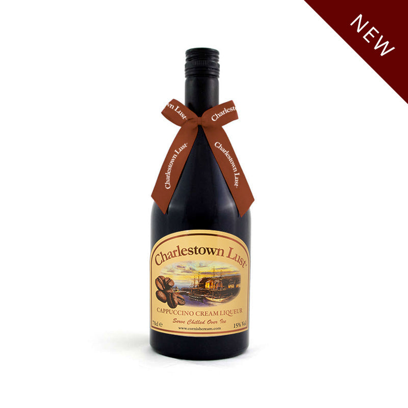 * LIMITED EDITION * Charlestown Lust - Cappuccino Cream Liqueur 70cl