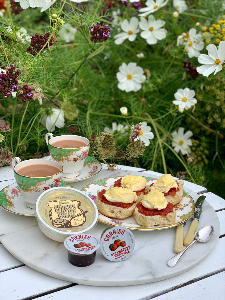 Complete Cornish Cream Tea