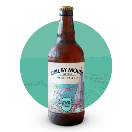 Knill by Mouth Cornish Ale 500ml