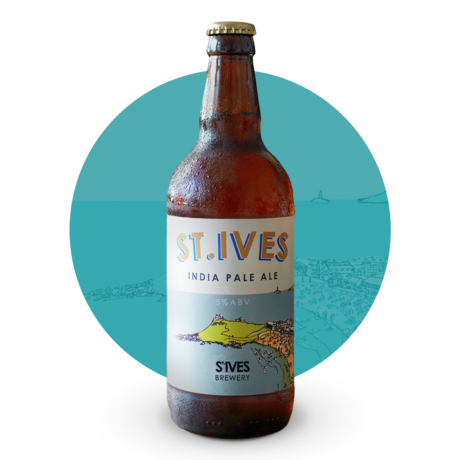 St.Ives India Pale Ale  500ml