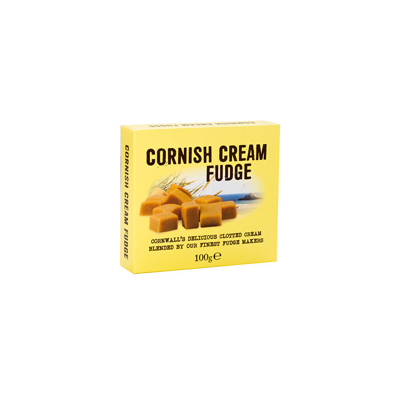 100g Cornish Cream Fudge