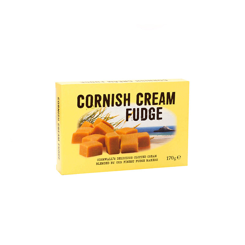 170g Cornish Cream Fudge