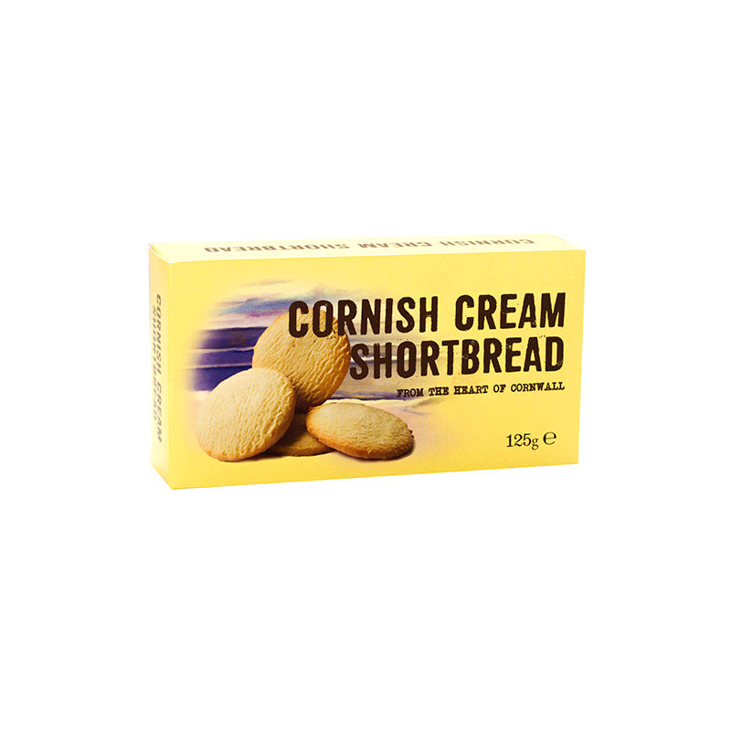 125g Cornish Cream Shortbread