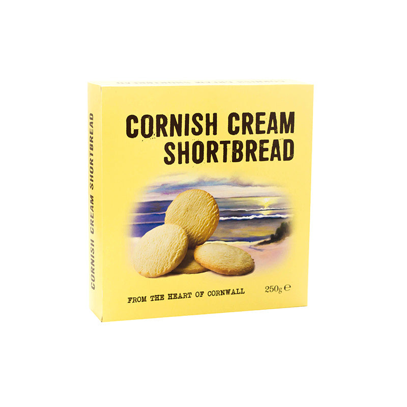 250g Cornish Cream Shortbread