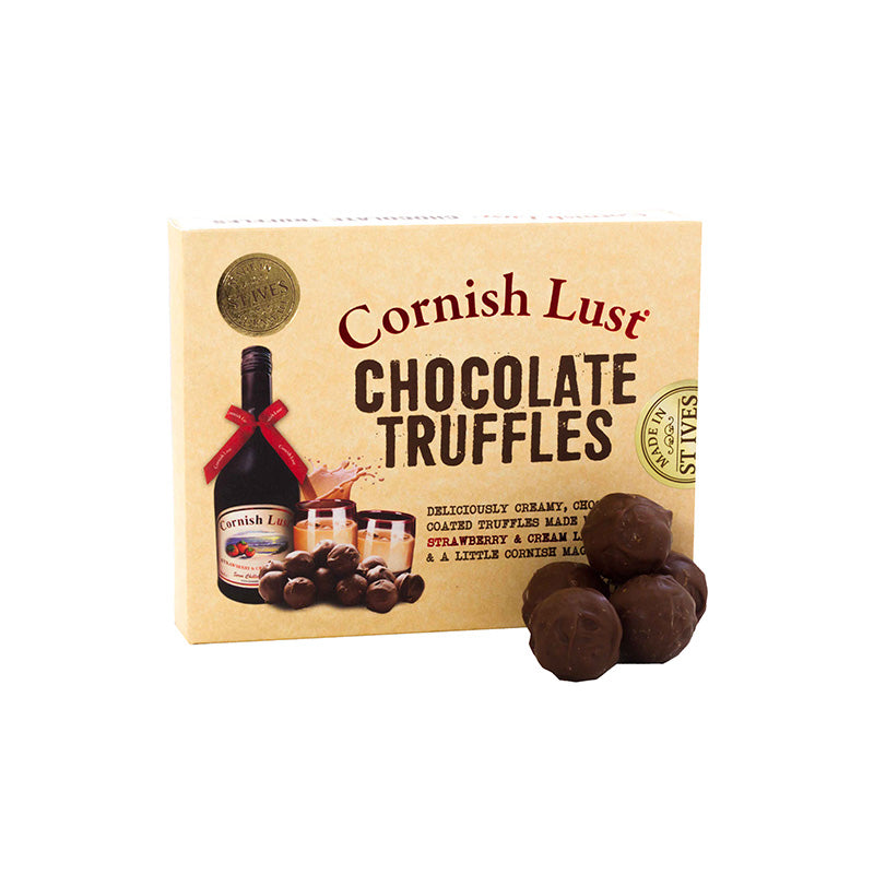 Cornish Lust Chocolate Truffle Box