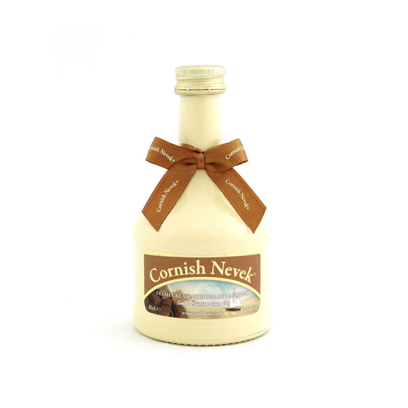 Cornish Cream Liqueur 3 pack 10cl Miniatures