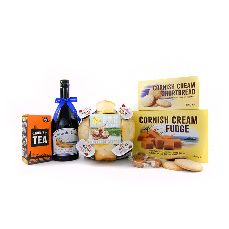 Cornish Combination 70cl Cornish Dream Pack