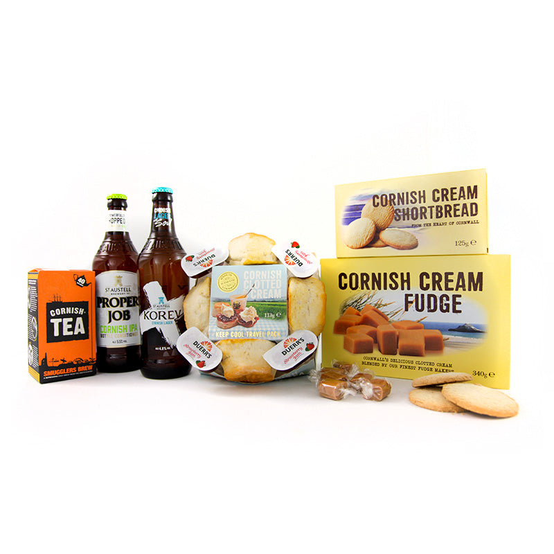 Cornish Combination Ale & Lager Pack