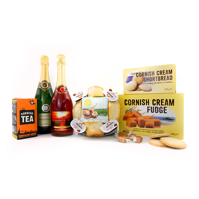 Cornish Combination Bubbly Pack