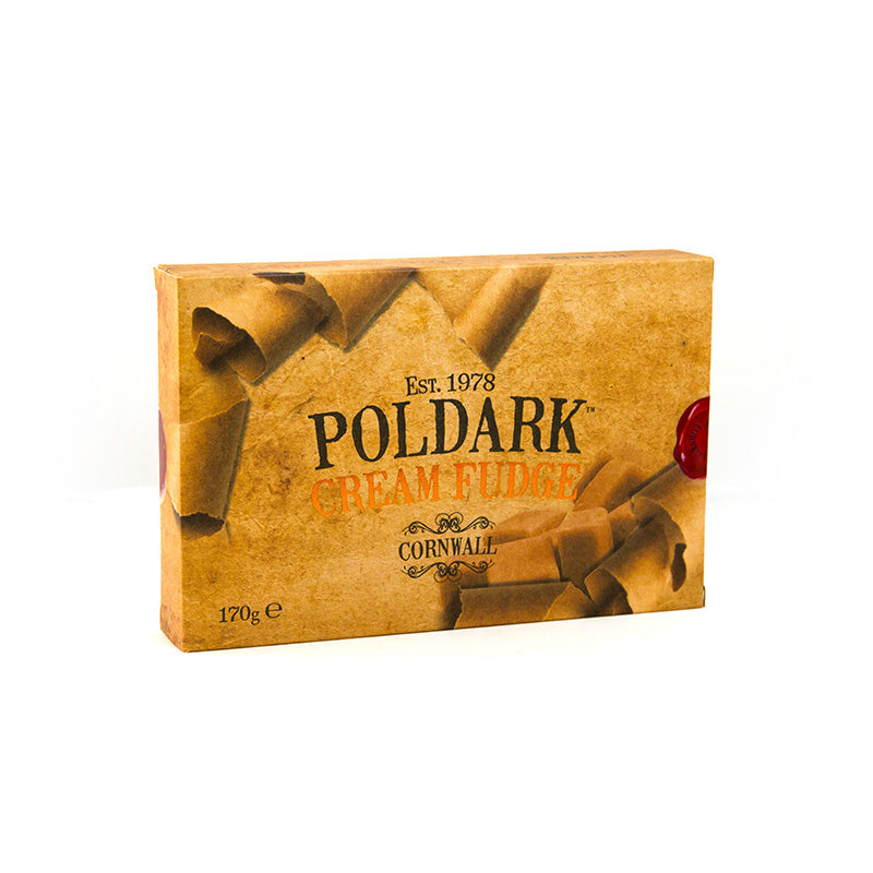 Poldark Cream Fudge