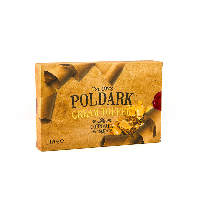 Poldark Cream Toffee