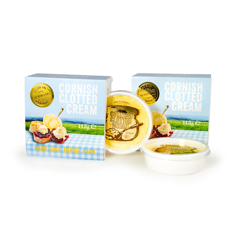Cornish Clotted Cream 227g (8oz)