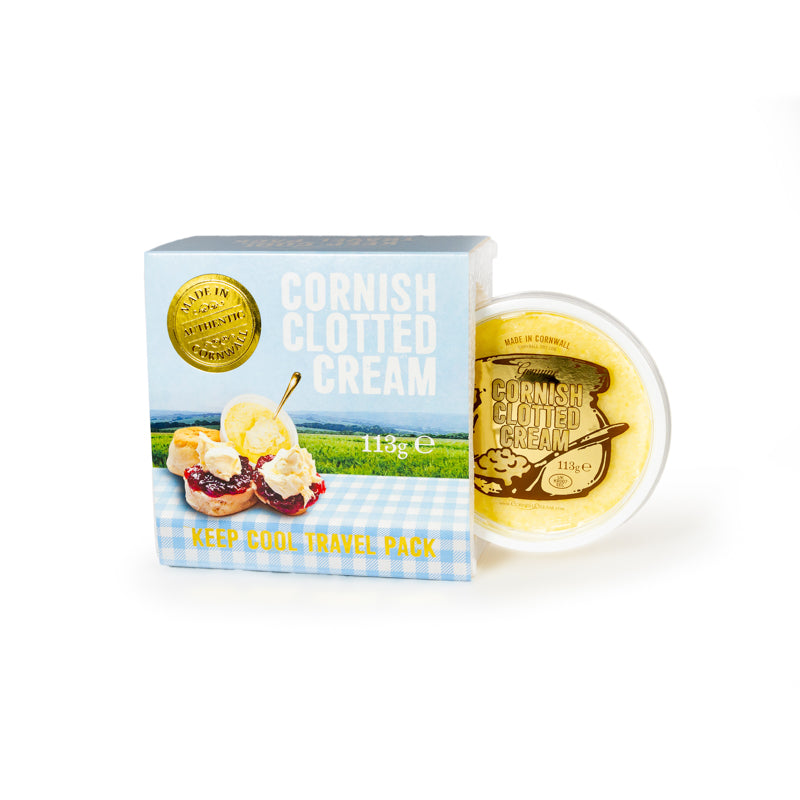 Cornish Clotted Cream 113g (4oz)