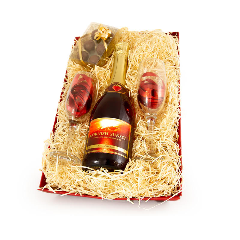 Cornish Sunset Hamper