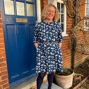 Kate's Dashwood Rayon Rochester Dress