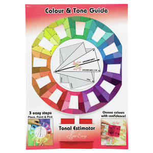 Colour Wheel with Tonal Estimator